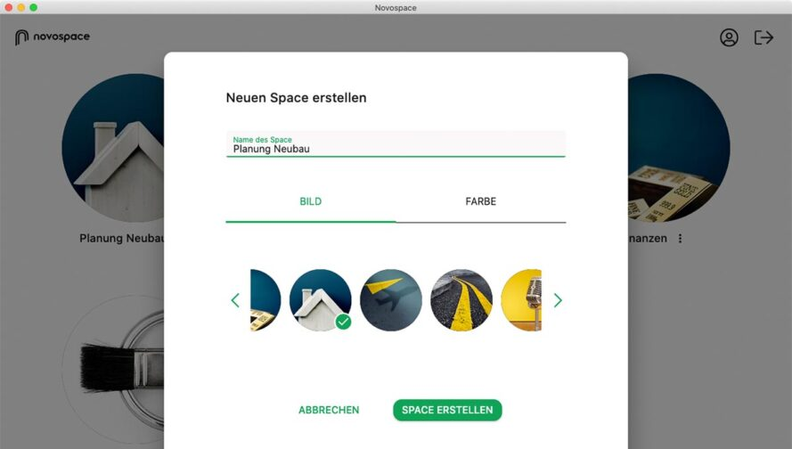 novospace